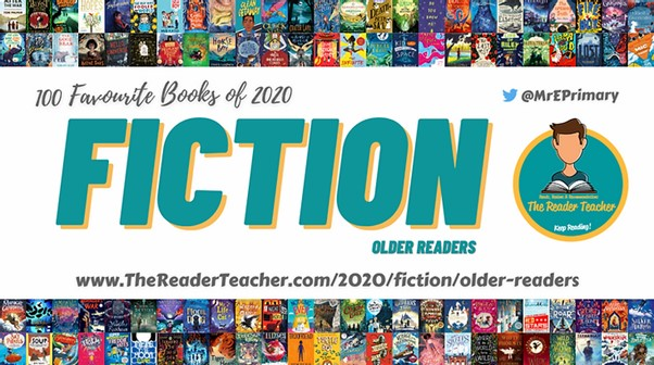 The White Phoenix named as one of the 100 Favourite Books of 2020